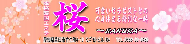 【桜】豊田