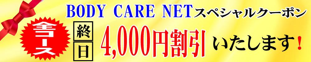 終日4000円割引