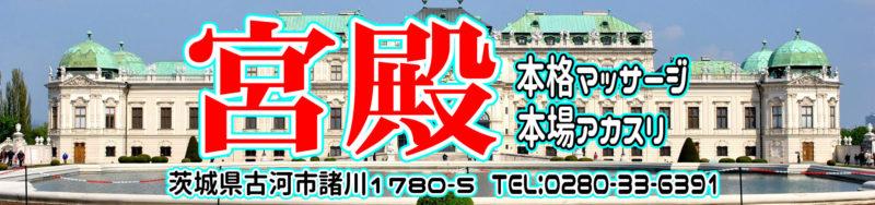 【宮殿】古河市/茨城