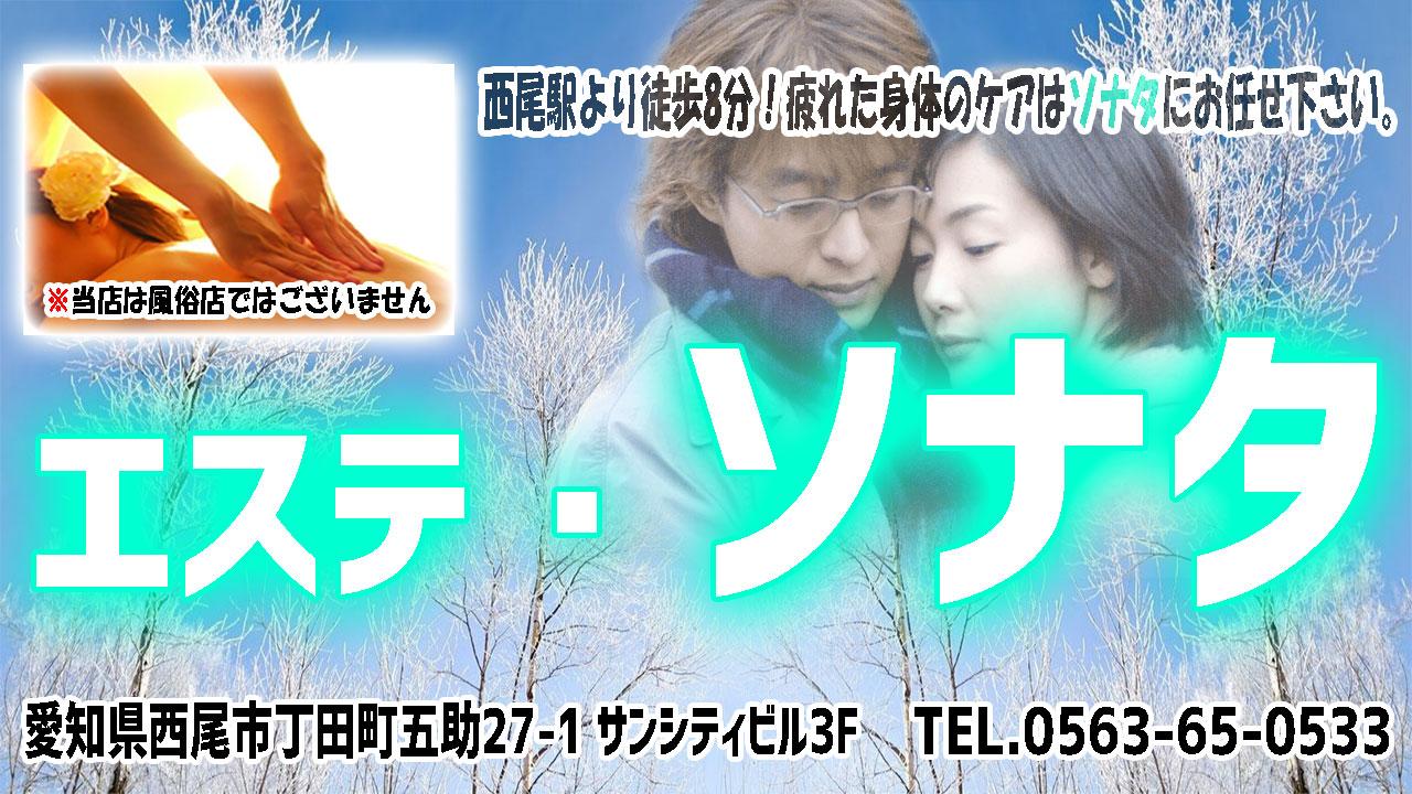 【エステソナタ】西尾/愛知