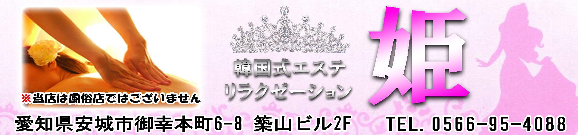 【姫】安城/愛知