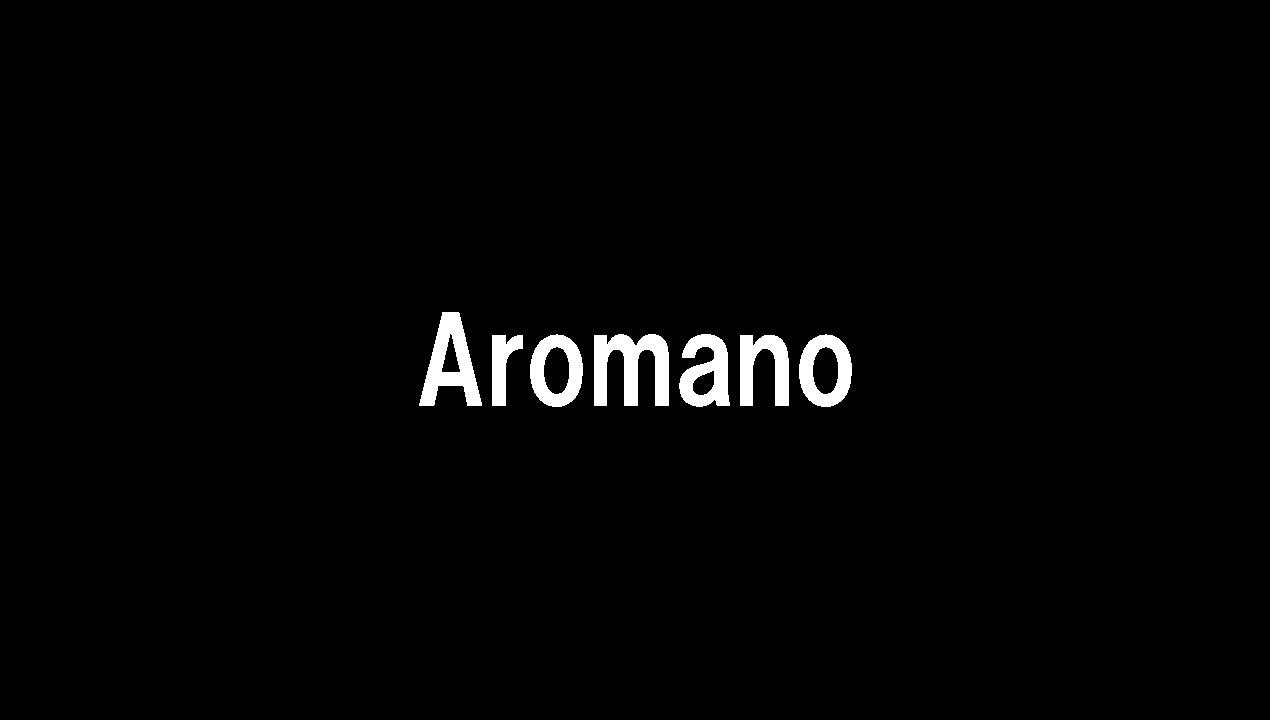 Aromano